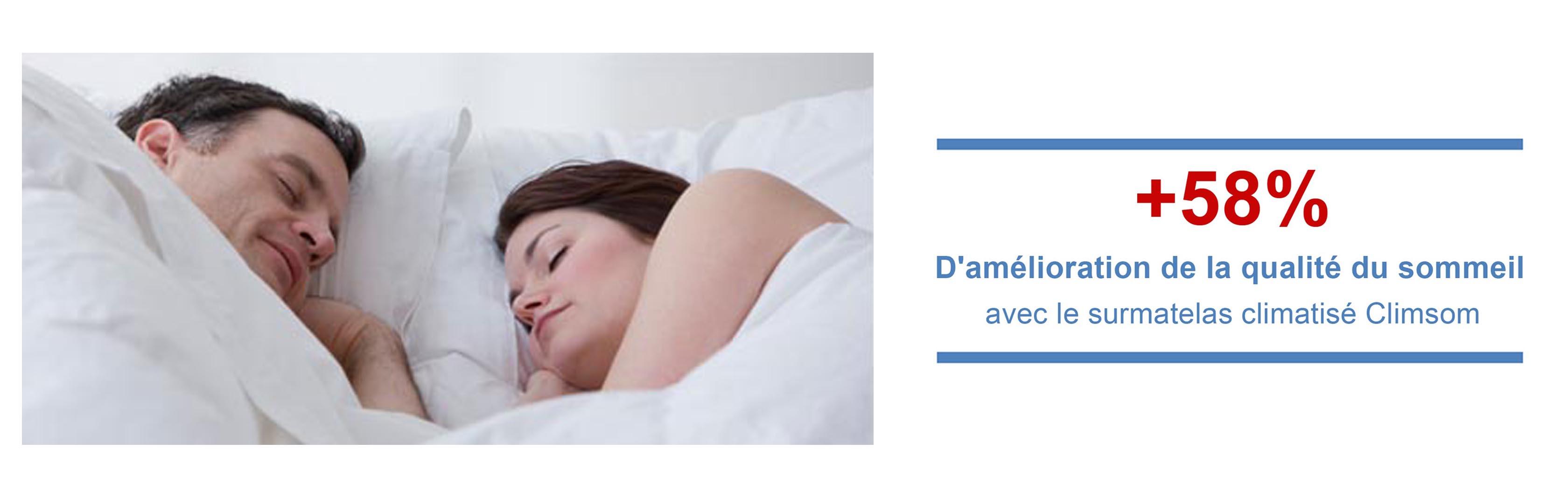 améliorer son sommeil avec Climsom